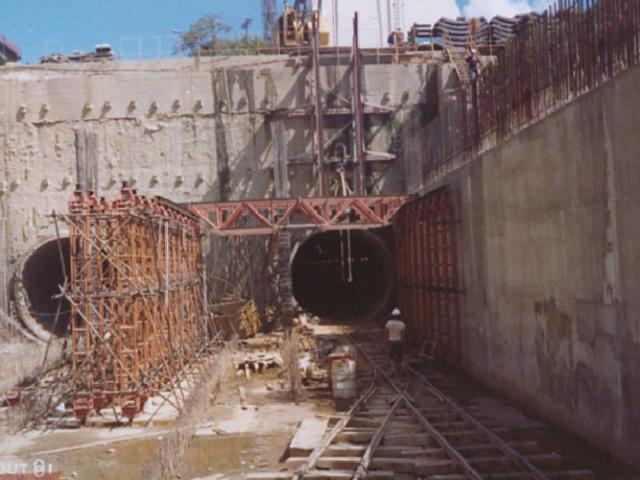 Foto 1 - Túneis | Etesco